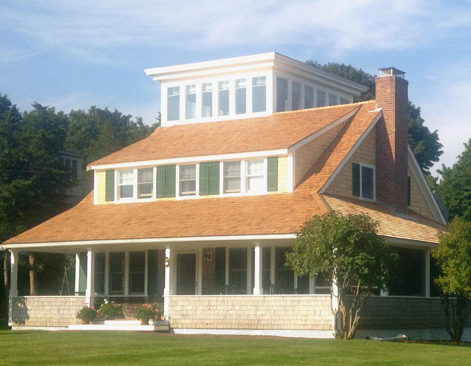 Cedarworks Is An Exterior Construction Company Magnificent Construction And Remodeling Companies Exterior